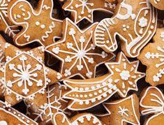 Gingerbread Cookies, December, Desserts, Christmas, Food, Pasta, Google, Chip Cookies, Tailgate Desserts