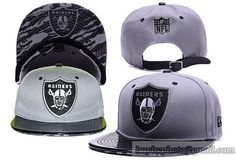 Cheap Wholesale Oakland Raiders NFL Strapback Hats Reflective Leather Brim for slae at US$8.90 #snapbackhats #snapbacks #hiphop #popular #hiphocap #sportscaps #fashioncaps #baseballcap