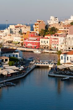 Agios Nikolaos, Crete, Greece... I drove about 2 hours and love...every second  of..