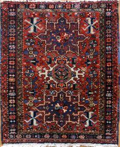 Karadja, Een voorbeeld van hedendaagse volkskunst waaruit veel van de oorspronkelijke finesse is verdwenen.