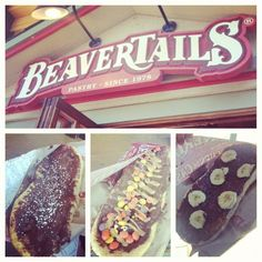 BeaverTails at Blue Mountain  Photo by venessaely