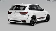 Lumma Design BMW X5 CLR X 5 RS | Car Tuning