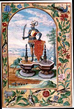 Adepto Salomón Trismosin 1532-1535