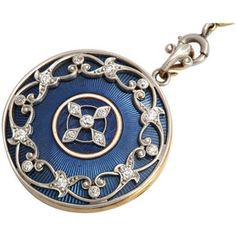 Vintage Diamond Locket