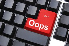 57 Mistakes Sys Admins Make