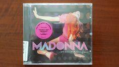 Madonna Confessions On A Dance Floor CD Korea 49460-2 SEALED Rebel Heart Tour