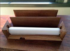 Classy paper roll box