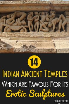 Let us make a virtual tour around some temples in India that are famous for erotic sculptures! ndian Ancient Temples Which Are Famous Sculpture Art, Sculptures, Indian Temple, Hampi, Human Body Parts, Virtual Tour, Erotic Art, Temples, Statues