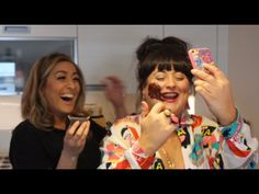 Chocolate Salted Caramel Cupcakes | Baking With Hollyoaks Star Jess Elli...