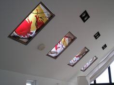 Glass Wall Art, Stained Glass Art, Fused Glass, Smash Glass, Diy Art Projects, Art Object, Glass Panels, Art For Kids, Art Decor