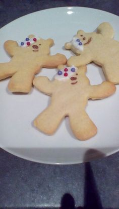 Yummy pudsey biscuits!!!