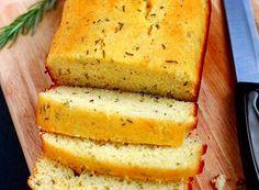 Denny Chef Blog: Pound Cake al Rosmarino