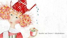 sandra van doorn + Illustrations