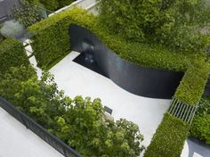 Lutsko Associates have designed the landscaping for a residence in San Francisco, California.