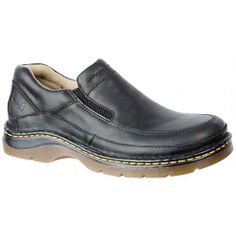 Dr. Martens Men's '8B79' Slip-On Shoe -  	     	              	Price: $  39.97             	View Available Sizes & Colors (Prices May Vary)        	Buy It Now      Slip-on shoe with elastic gusset. Cornerstitch construction lends to ease of flexibility for added comfort.   Slip-on shoe with elastic gusset. Cornerstitch...