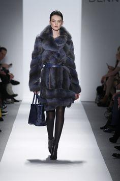 sabl coat, basso fw, denni basso, fur fashion, wore fur