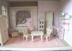 RESERVED for DUANNA Dollhouse quarter by Insomesmallwayminis