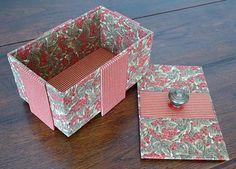 Cartonnage et compagnie !!! - Ce site est essentiellement dédié au cartonnage. Le cartonnage, consiste à fabriquer des objets, boites, classeurs, albums photos, à partir de feuilles de carton, de colle et de tissus ou de papiers de couvrure. Je vous propo