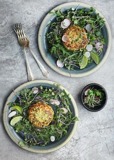 Salmon & Ginger Burgers #glutenfree #dairyfree These are very simple to make and require minimal ingredients yet they are filling and delicious, perfect to fill hungry households this winter.