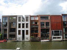 varie ed eventuali: Amsterdam - Quartiere Borneo Sporenburg Amsterdam Architecture, Architecture Old, Azores, Canary Islands, Urban Planning, Borneo, Winter 2017, Woodstock, 21st Century