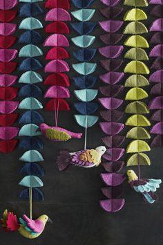 Bird of Paradise Garland – Bhoomki