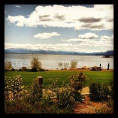 Lake Tahoe  (Taken with Instagram)....I've been here and it is BEAUTIFUL!!mk