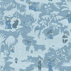Chinese Toile