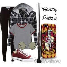 HP Outfits: Harry Potter