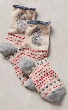 Conversation Crew Socks | Pinned by topista.com