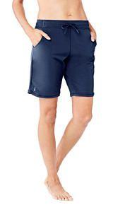 NWTSPY Pink Flower Womens Sport Beach Swim Shorts Board Shorts Swimsuit with Mesh Lining