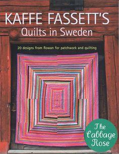 Kaffe Fassett�s Quilts in Sweden