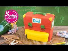 Einschulungstorte / Schulranzen Motivtorte & Gewinnspiel - YouTube