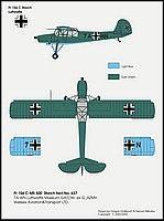 Luftwaffe, Erwin Rommel, Field Marshal, Rc Model, Wwii, Aircraft, German, Military, Cutaway