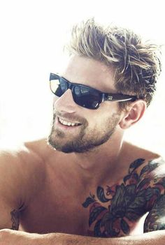 Honestly, the glasses kill the vibe.. ~ 15 Layered Haircuts for Males   Men Hairstyles