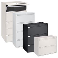 Lateral File Cabinets, Lateral Filing Cabinets in Stock - ULINE