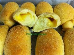 Cheese Bread - PinoyCookingRecipes