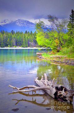 ✯ Lake Edith - Jasper - Alberta, Canada
