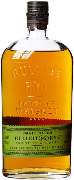 Bulleit '95' Rye Frontier Whiskey 70 cl