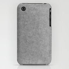 FELTED GRANITE iPhone Case