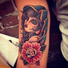 traditional tattoo