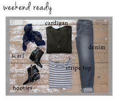Weekend Ready… The Look!