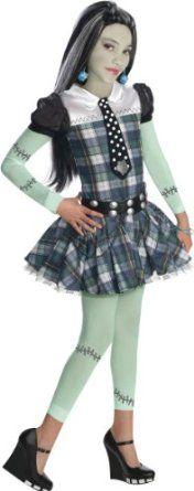 Monster High Costume #girlshalloweencostume
