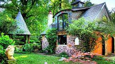 Fairy tale homes