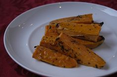 There's no simpler recipe that offers such hearty praise, so plan to serve this often to small and large groups. Cutting the potatoes into thick slices will keep the ends from burning. For variety, sprinkle parmesan cheese over the potatoes 5 minutes before they are done.    Part of the Swedish Healthy Recipes collection (heart healthy, recipe, dinner).