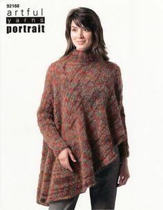 Norah Gaughan - 3/4 Circle Pullover