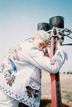 Rap Monster BTS - Young Forever