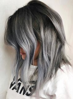 Like other top hair colors grey is also one of the top hair colors for young ladies nowadays. Collect here best ideas of grey blonde hair colors for 2017 2018.