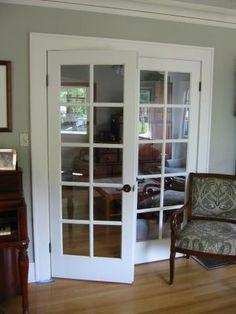 Need To Install Doors On Living Room Entryway Using Pivot Hinges Instead Of Regular Door