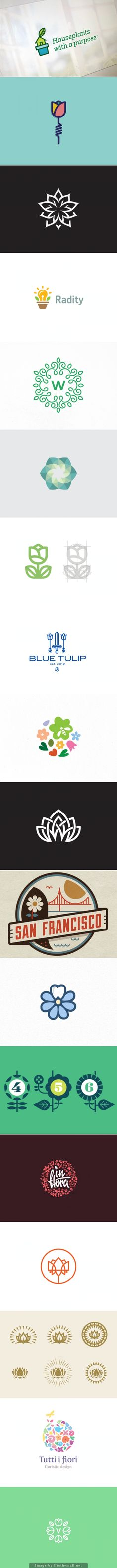 Plant and flower logos are some of the most elegant and clean logos around. Typography Logo, Graphic Design Typography, Logo Branding, Branding Design, Logo Inspiration, Logo Sketch, Comunity Manager, Plant Logos, Flower Logo