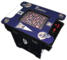 Washington Huskies Arcade Table